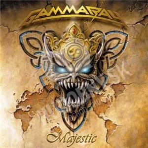 Gamma Ray - Majestic od 21,99 €