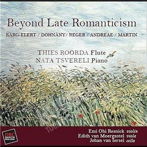 Thies Roorda, Nata Tsvereli - Beyond Late Romanticism od 25,31 €