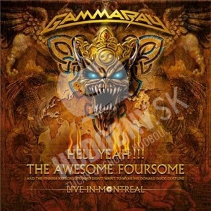 Gamma Ray - Hell Yeah! The Awsome Foursome od 14,99 €