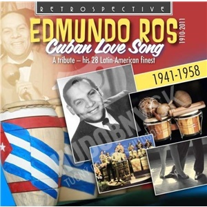 Edmundo Ros - Cuban Love Song: A Tribute - His 28 Latin-American Finest od 14,28 €