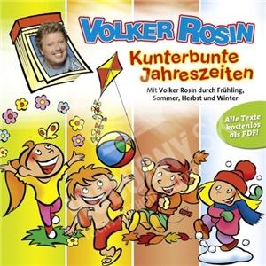 Volker Rosin - Kunterbunte Jahreszeiten od 10,33 €