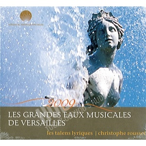 Christophe Rousset - Grandes Eaux Versailles 2009 od 18,56 €