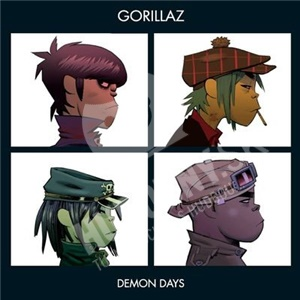 Gorillaz - Demon Days od 9,99 €