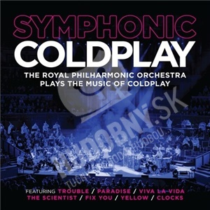 The Royal Philharmonic Orchestra - Symphonic Coldplay od 10,99 €
