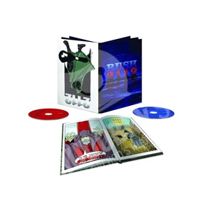 Rush - 2112 - Super Deluxe Edition (Book+CD+Blu Ray) od 88,89 €