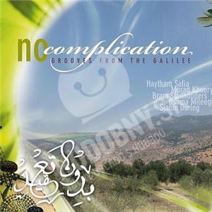 Haytham Safia - No Complication - Grooves from the Galilee od 14,72 €