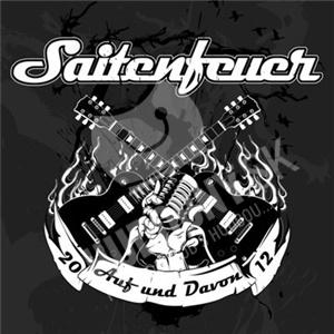 Saitenfeuer - Auf Und Davon 2012 od 20,72 €