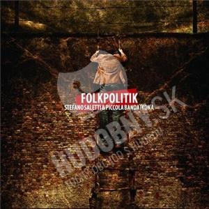 Stefano Saletti and Piccola Banda Ikona - Folkpolitik od 18,19 €