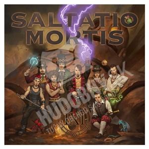 Saltatio Mortis - Das Schwarze Einmaleins (Limited Edition) od 28,42 €