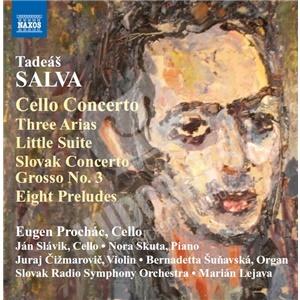 Tadeáš Salva - Cello Concerto od 8,99 €
