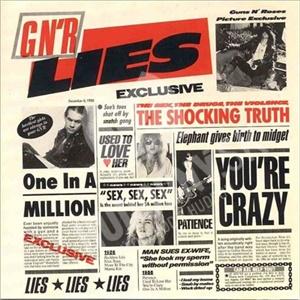 Guns n' Roses - G N' R Lies od 8,49 €