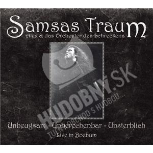 Samsas Traum - Unbeugsam - Unberechenbar - Unsterblich (Live In Bochum) od 14,91 €
