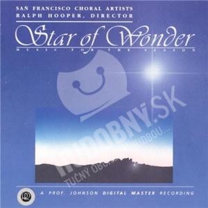 San Francisco Choral Artists, Ralph Hooper - Star Of Wonder od 15,76 €