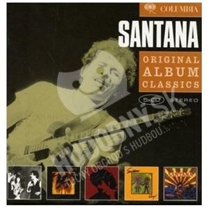 Santana - Original Album Classics od 10,27 €