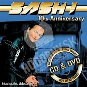 Sash! - 10Th Anniversary od 28,42 €