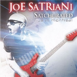 Joe Satriani - Satchurated - Live In Montreal od 10,99 €