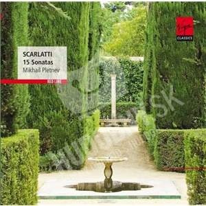Mikhail Pletnev - Scarlatti - 15 Sonatas od 5,95 €