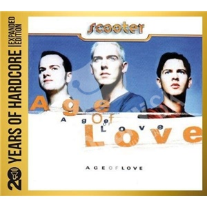 Scooter - Age Of Love - 20 Years Of Hardcore (Expanded Edition) od 19,99 €