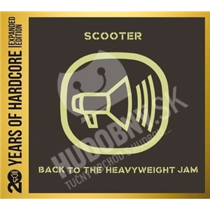 Scooter - Back To The Heavyweight Jam - 20 Years Of Hardcore (Expanded Edition) od 19,69 €