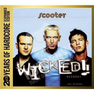 Scooter - Wicked - 20 Years of Hardcore (Expanded Edition) od 19,99 €