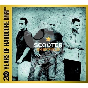 Scooter - Sheffield - 20 Years Of Hardcore (Expanded Edition) od 19,99 €