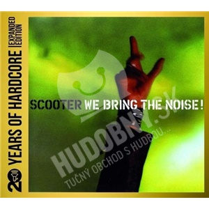 Scooter - We Bring The Noise - 20 Years Of Hardcore (Expanded Edition) od 19,99 €