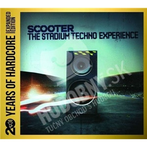 Scooter - The Stadium Techno Experience - 20 Years Of Hardcore (Expanded Edition) od 19,69 €