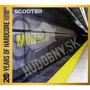 Scooter - Mind The Gap - 20 Years Of Hardcore (Expanded Edition) od 19,99 €