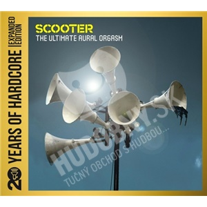 Scooter - The Ultimate Aural Orgasm - 20 Years Of Hardcore (Expanded Edition) od 19,99 €