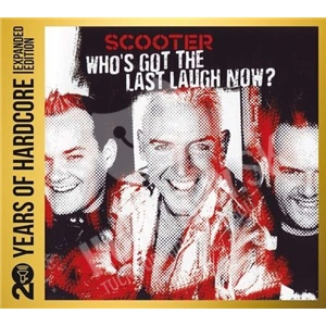 Scooter - Who's Got The Last Laugh Now? - 20 Years Of Hardcore (Expanded Edition) od 19,99 €