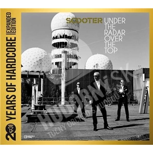 Scooter - Under The Radar Over The Top - 20 Years Of Hardcore (Expanded Edition) od 19,99 €