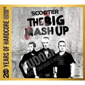 Scooter - The Big Mash Up - 20 Years Of Hardcore (Expanded Edition) od 19,98 €