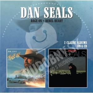 Dan Seals - Rage On & Rebel Heart od 21,05 €