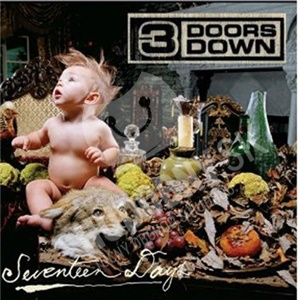 3 doors down - Seventeen days od 10,33 €