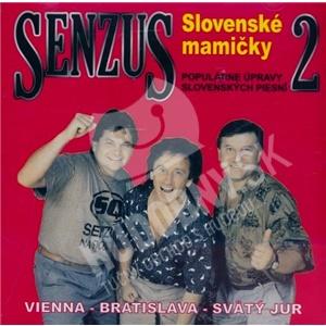 Senzus - Senzus 2 - Slovenské Mamičky od 7,49 €