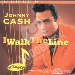 Johnny Cash - I walk the line od 10,99 €