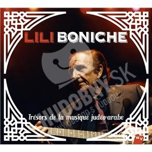 Lili Boniche - Trésors de la musique judéo arabe od 13,89 €
