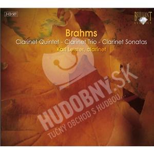 Karl Leister, Brandis Quartet - Brahms - Clarinet Works od 7,51 €