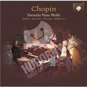 VAR, - Chopin - Favourite Piano Works od 14,99 €