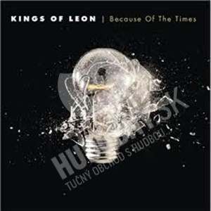 KINGS OF LEON - Because of the times od 6,92 €