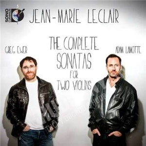 Greg Ewer, Adam Lamotte - Jean Marie Leclair - The Complete Sonatas For Two Violins od 59,33 €