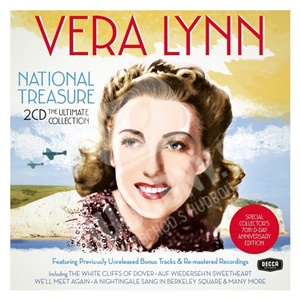Vera Lynn - National Treasure - The Ultimate Collection od 13,85 €