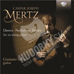 Graziano Salvoni - Mertz - Dances, Noctures & Etudes For Six-String Guitar od 11,81 €