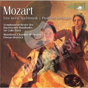 Sir Colin Davis, Florian Heyerick, Symphonieorchester des Bayerischen Rundfunks - Mozart - Eine Kleine Nachtmusik, Posthorn Serenade od 14,99 €