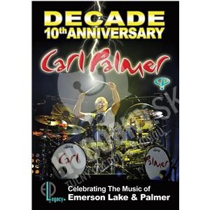 Carl Palmer - Decade - 10th Anniversary od 22,59 €