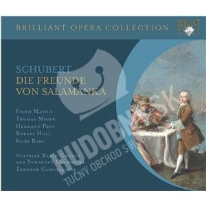Theodor Guschlbauer - Schubert - Die Freunde von Salamanka od 0 €