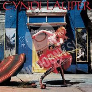 Cyndi Lauper - She is so unusual od 15,03 €
