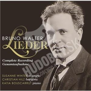 Christian Hilz, Susanne Winter, Katia Bouscarrut - Bruno Walter - Lieder (Complete Recording Gesamtaufnahme) od 4,32 €