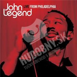 John Legend - Live from Philadelphia od 6,92 €