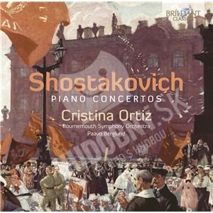 Cristina Ortiz, Bournemouth Symphony Orchestra, Paavo Berglund - Shostakovich - Piano Concertos od 9,51 €